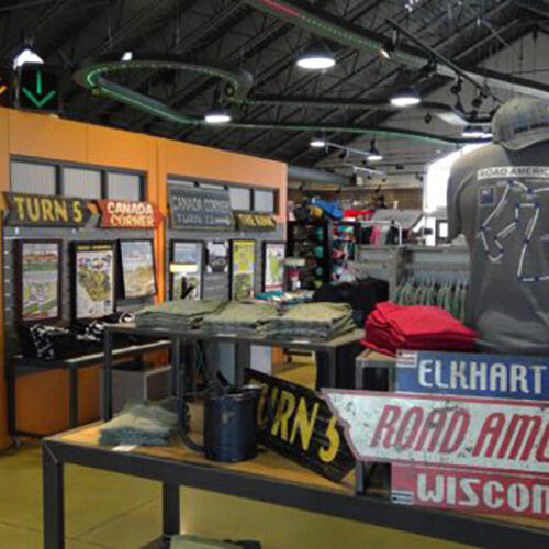 Paddock Shop at Road America